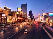 Roadtrip nuit Vegas