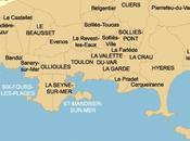 lieux inspirés peintres Toulon environs