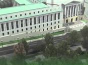 construction Capitole américain façon Game Thrones