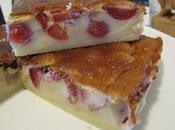 Dessert Clafoutis Cerises