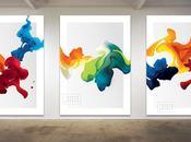 Découvrez Speak Fluid Colors, série Maria Grønlund