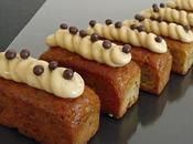 Mini cakes Grenoble café