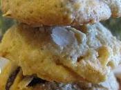 Biscuits Amandes Chocolat avec jaune d'oeuf