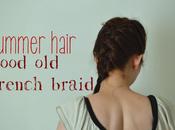 Idée coiffure tresse africaine asymétrique (tutoriel)