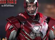 Toys présente Iron Silver Centurion Tony Stark