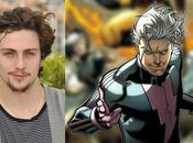 Avengers Aaron Taylor Johnson Vif-Argent