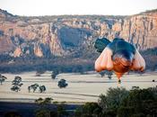 Patricia Piccinini Skywhale Balloon