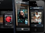 Music, apps pour iPhone iPad avec musiques sans GRATUITES...