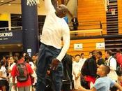 Jordan dunk même ans!
