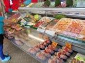 Test d'un stand spécialités poissons Ostende Belgique