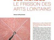 article l'exposition dédiée peinture aborigène Parcours Mondes 2013