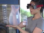 META.01 Glasses rivalisent sérieusement avec Google Glass