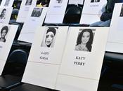 2013 Lady Gaga sera assise juste côté Katy Perry