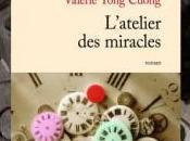 L'atelier miracles, Valérie Tong Cuong