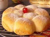 Brioche Buchty (brioche Allemande) sans beurre