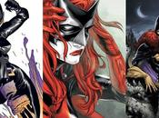 Guide lecture comics Catwoman, Batwoman, Batgirl