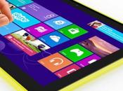 Nokia Sirius tablette sous Windows