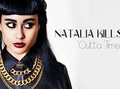 """Natalia Kills écoutez """"Outta Time"""", nouvel extrait album """"Trouble"""""""