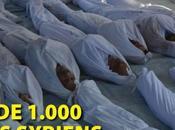 Massacre chimique Syrie protéger civils