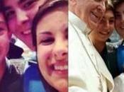 pape fait buzz avec selfie
