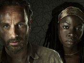 Walking Dead romance entre Rick Michonne dans saison