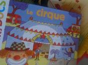 Livre: cirque P'tits Docs. achat impulsif sans regret!