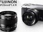 Fujifilm FUJINON XF23mm/1.4
