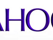 Yahoo! nouveau logo