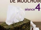 Lacan boîte mouchoirs, Séance Chris Simon