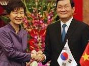 Corée mise Vietnam