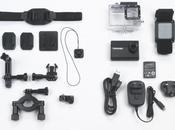 [IFA] Prise main Camileo X-Sport, GoPro like Toshiba