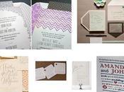 Organisation mariage faire part Letterpress
