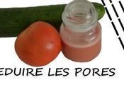 Recette astuce pour réduire pores peau