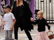 Angelina Jolie avec Shiloh Vivienne Sydney