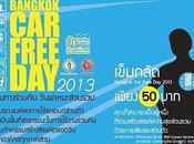 Demain Journée sans voiture Bangkok