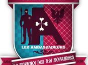 Soirée ambassadeurs tournoi Royaumes