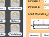 Construction Calculez résistance matériaux dimensionnez éléments architecturaux quelques clics