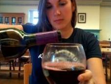 ALCOOL: choix verre comment sert, influent consommation Substance Misuse