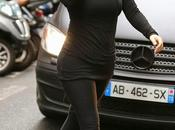 Kardashian visite Paris 01.10.2013
