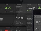 Concevoir interfaces graphiques flat design