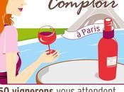 Blaye comptoir arrive Paris