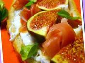 Tartines gorgonzola, figues & jambon cru… chic gourmandes