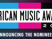 American Music Awards, nominés sont: