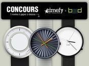 Résultats concours Timefy Blog Esprit Design