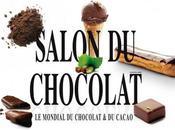 Salon Chocolat Paris nov. places gagner.
