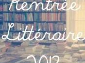Challenge Rentrée littéraire 2013