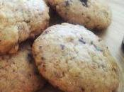 Cookies pépites chocolat huile essentielle d'orange douce