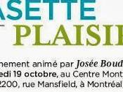 veut gagner paire billets pour journée Jasette Plaisirs Coup Pouce?