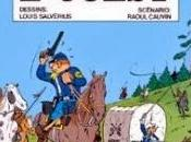 Tuniques Bleues Chariot dans l'Ouest