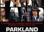 Critique Ciné Parkland, l'utilité parler encore l'assassinat